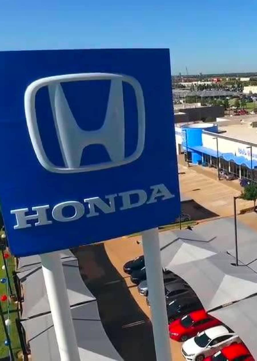 Bob Howard Honda dealership exterior