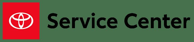 toyota service center logo