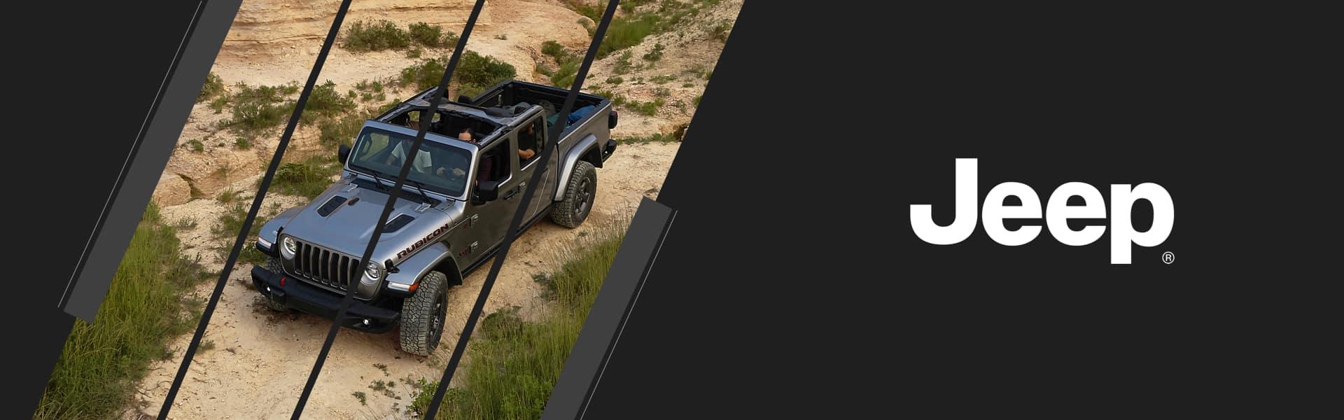 Desktop Jeep