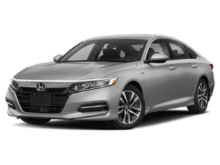 2019 Honda Accord Hybrid angled