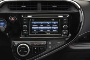 Prius Entertainment System