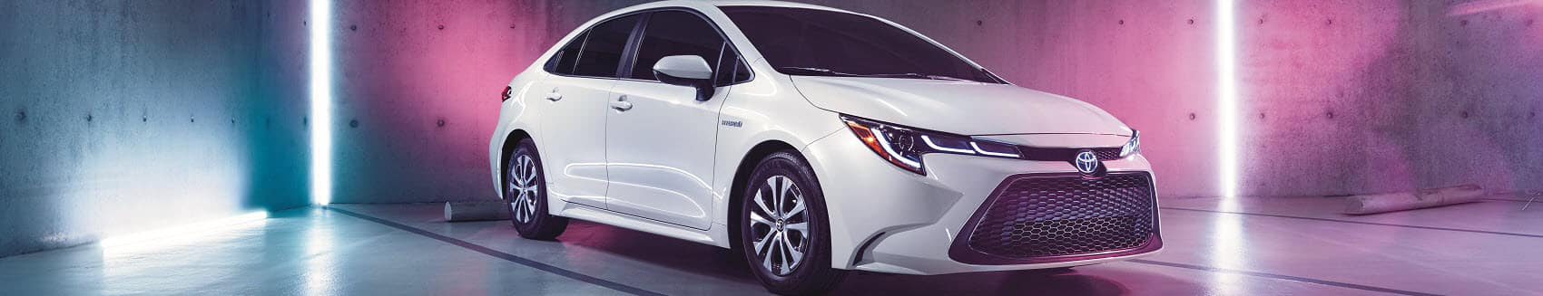 2020 Toyota Corolla MPG