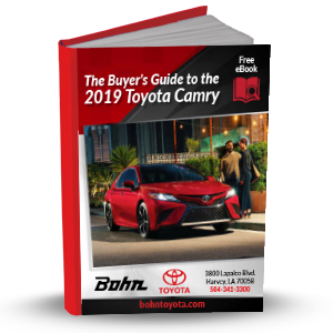 buyers guide to the 2019 camry