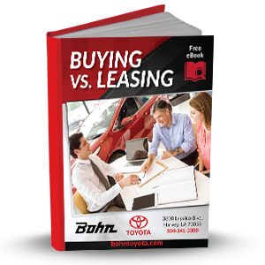 buying vs leasing