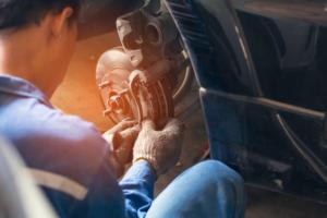 Brake caliper maintenance