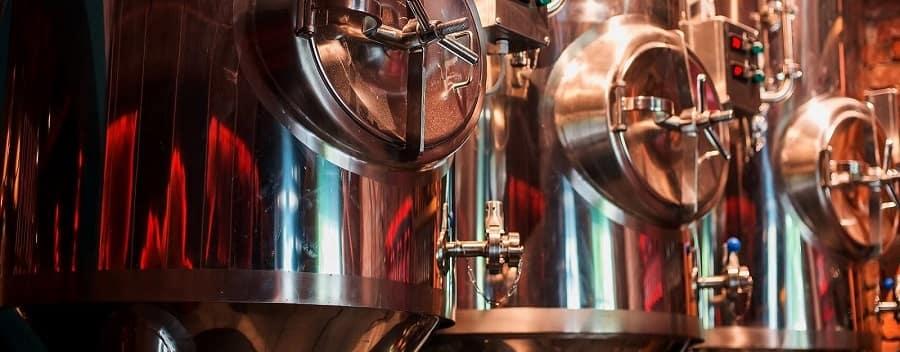 Brewery Brew Tanks