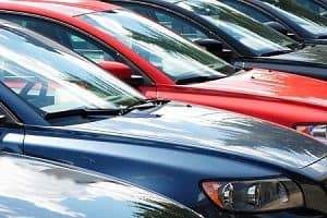 Vehicle Inventory Lot