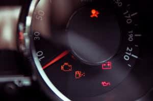 Toyota Dashboard Light
