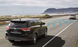 toyota highlander safety