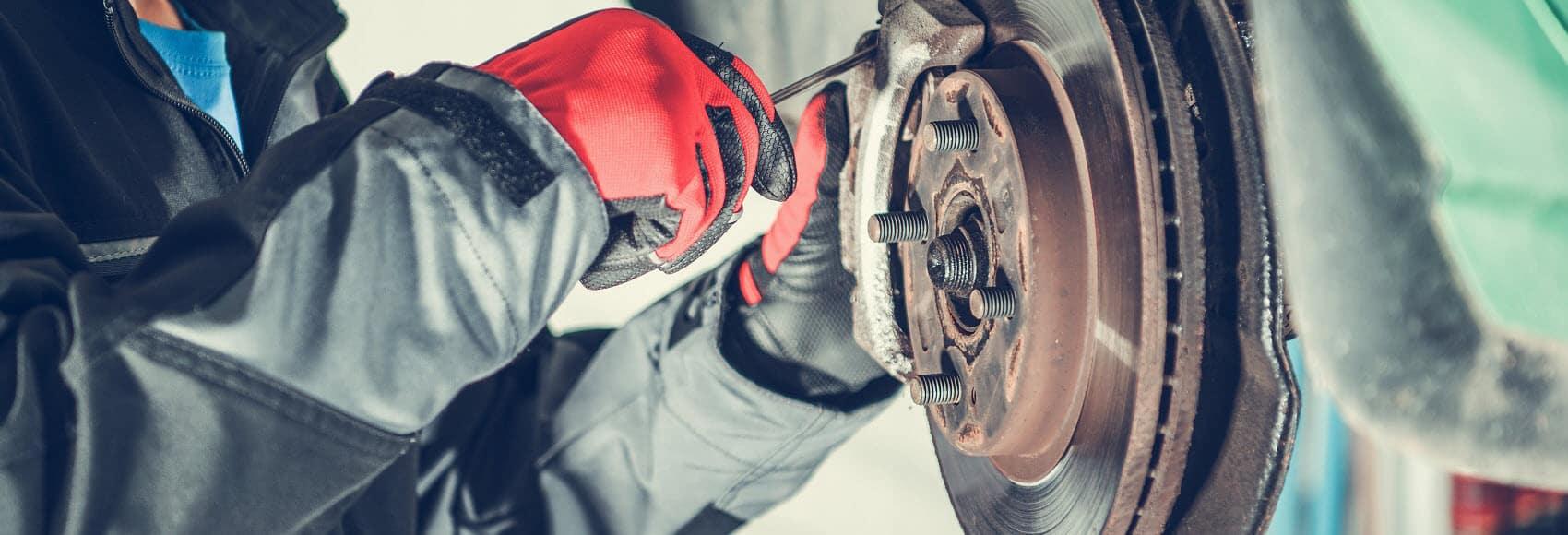 Squeaking Brake Repair