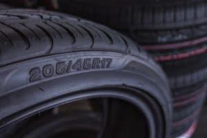 tire size ratio
