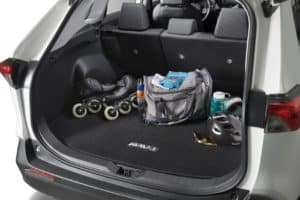 Toyota RAV4 Interior Cargo Space