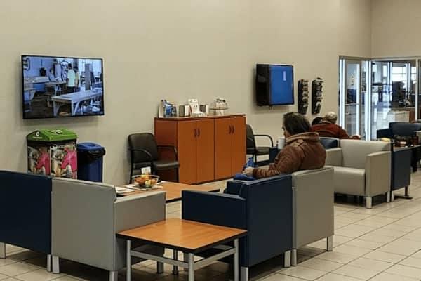 Bommarito Honda Lounge