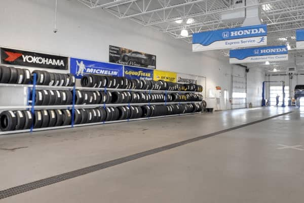 Bommarito Honda Tire Center