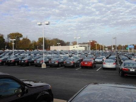 Honda Inventory in St Louis