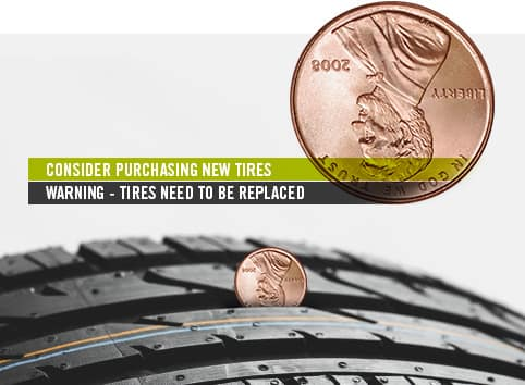 How to check if you need new tires