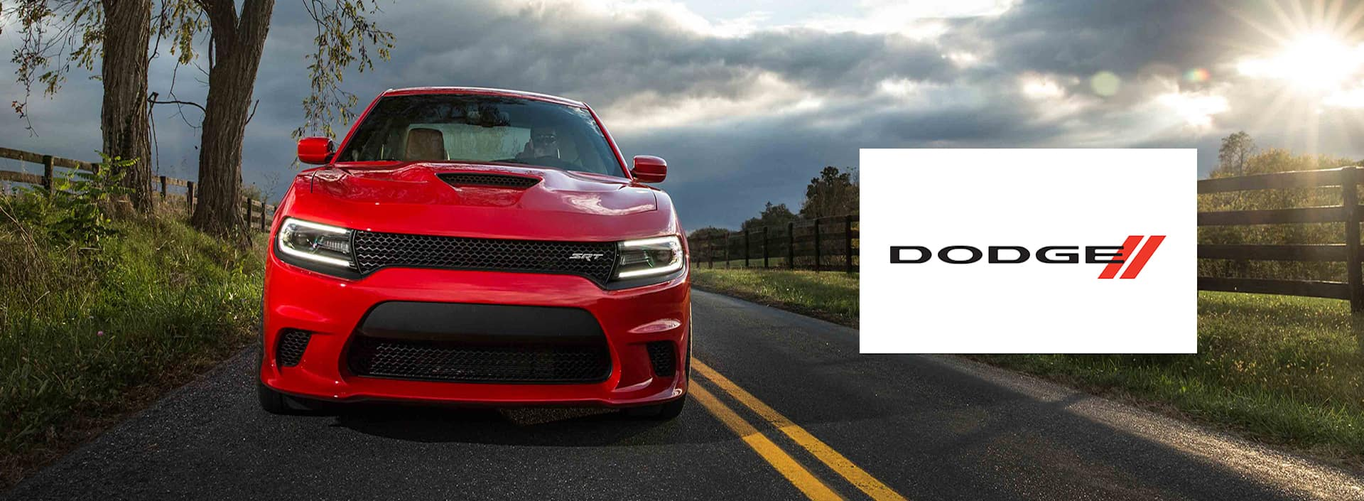 Dodge desktop banner