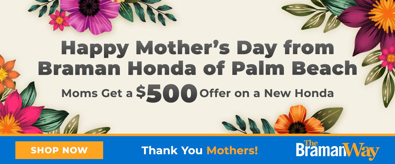 Slide – Mother's Day