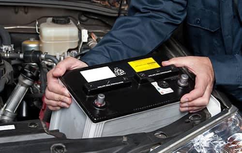 Honda Battery Replacement