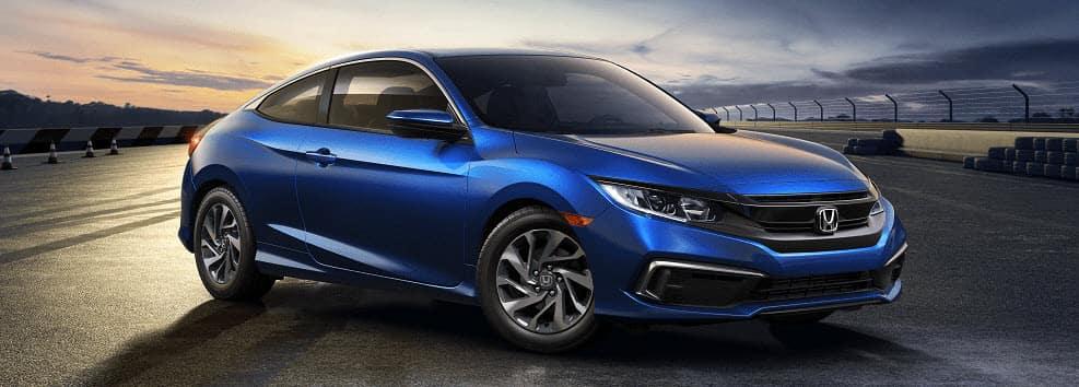2019 Honda Civic Blue