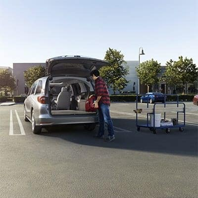 2019 Honda Odyssey Dimensions