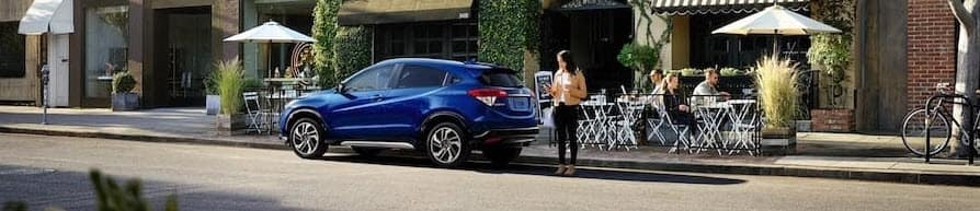Honda HR-V Blue