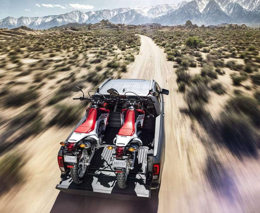 Honda Ridgeline Towing Capacity