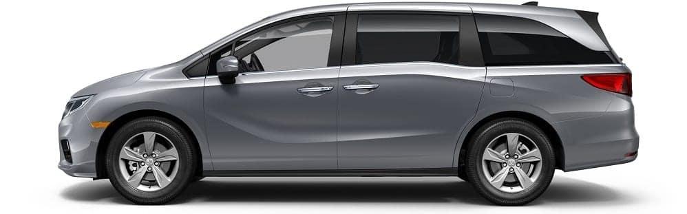 Honda Odyssey in Silver