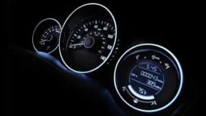 Honda CR-V Dashboard Lights
