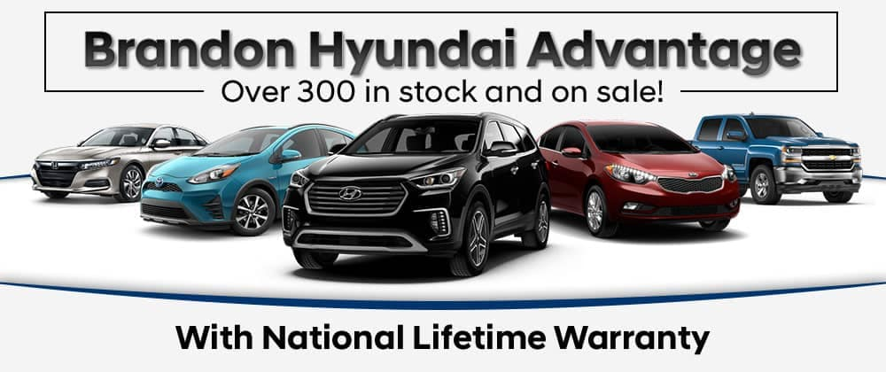 Brandon Hyundai Advantage