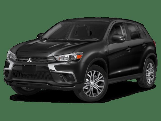 2019 Mitsubishi Outlander Sport Angled
