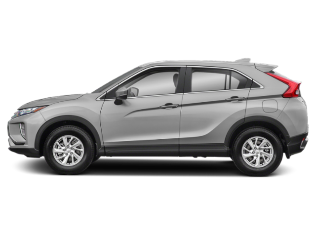 Eclipse Cross Sideview