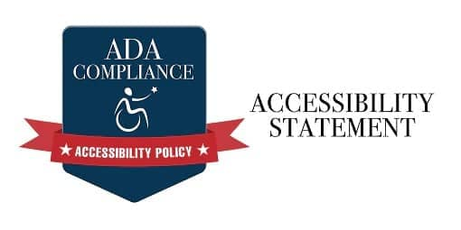 ADA Compliance Accessibility Statement Logo