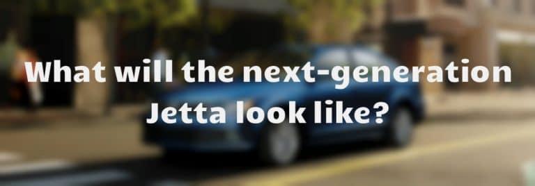Volkswagen Jetta Redesign