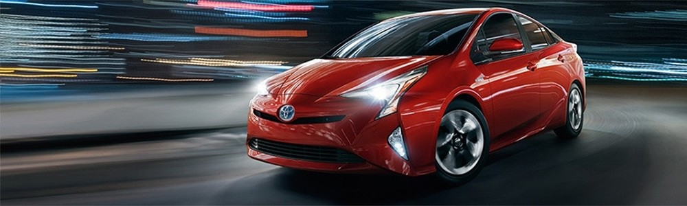 2018 Toyota Prius part of the Toyota Hybrid Lineup