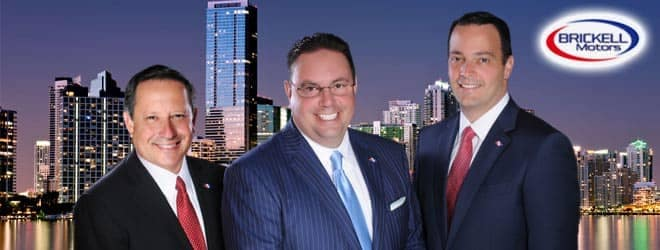 Brickell Motors Management Team