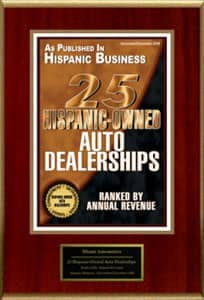 top 25 hispanic owned businesses