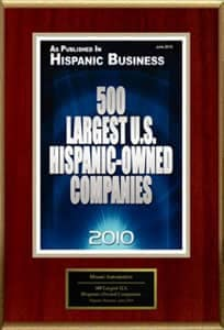 500-largest-hispanic-owned-2010 - businesses