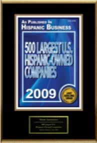 500 largest Hispanic companies in US