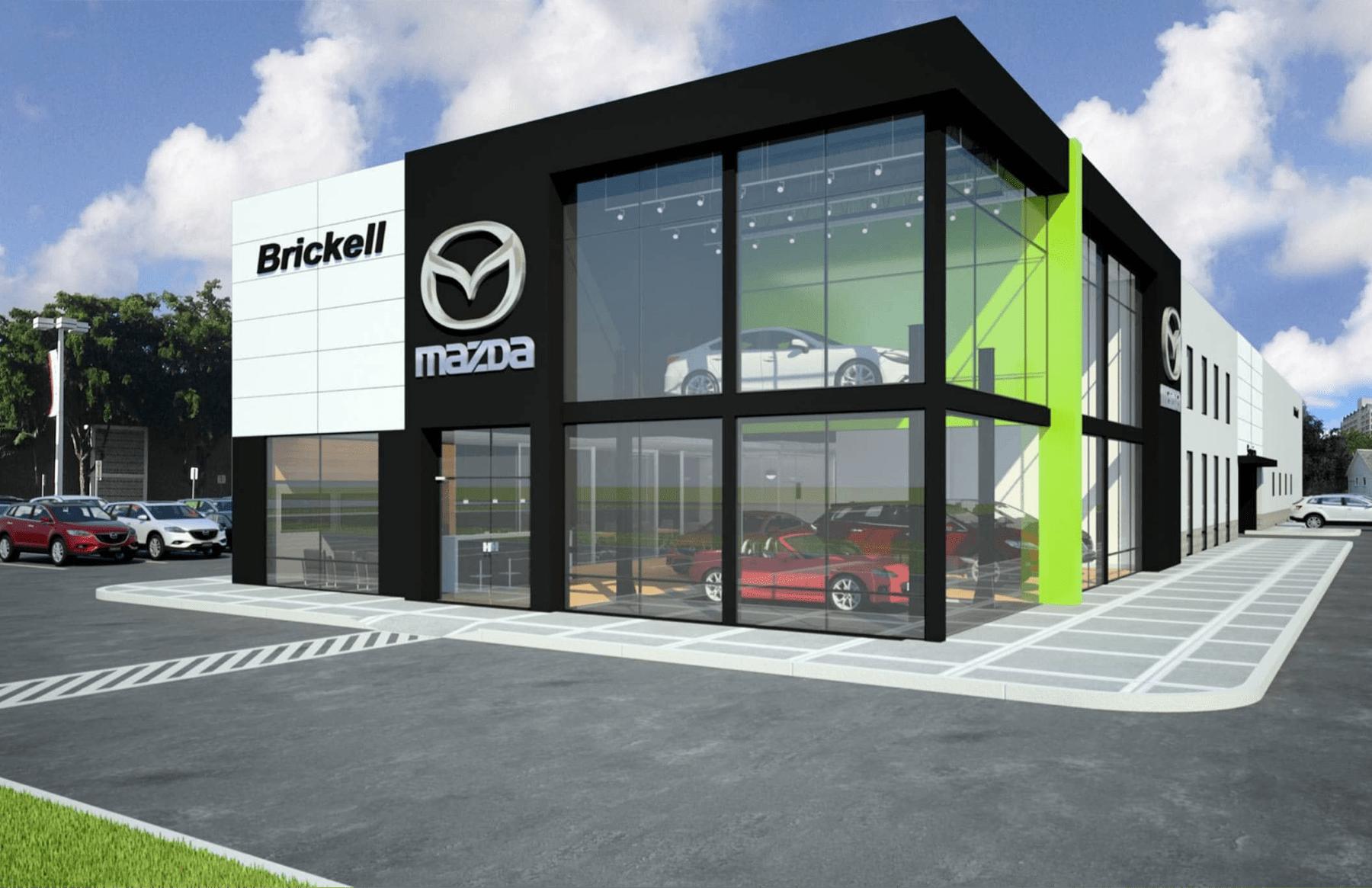 Brickell Honda store