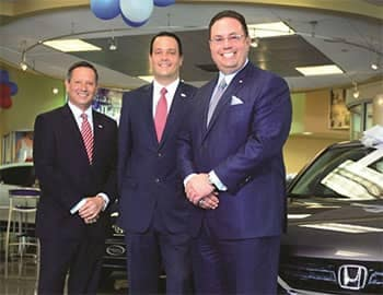 Brickell Motors leadership team