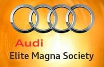 Audi Elite Magna Society