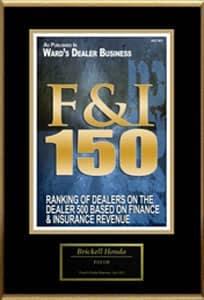 F&I 150