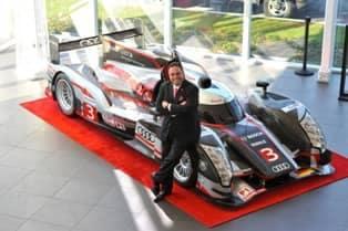 opening of Audi Stuart