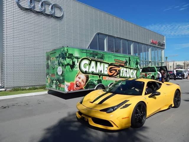 Cars & Coffee Event