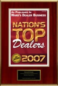 Nation's Top Dealers 2007