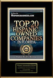Top Hispanic Companies