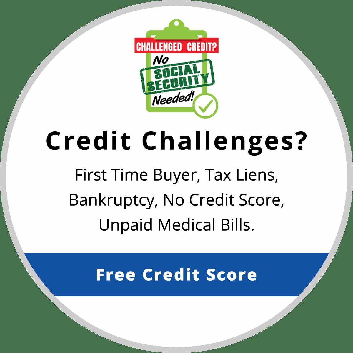 Credit Challenges