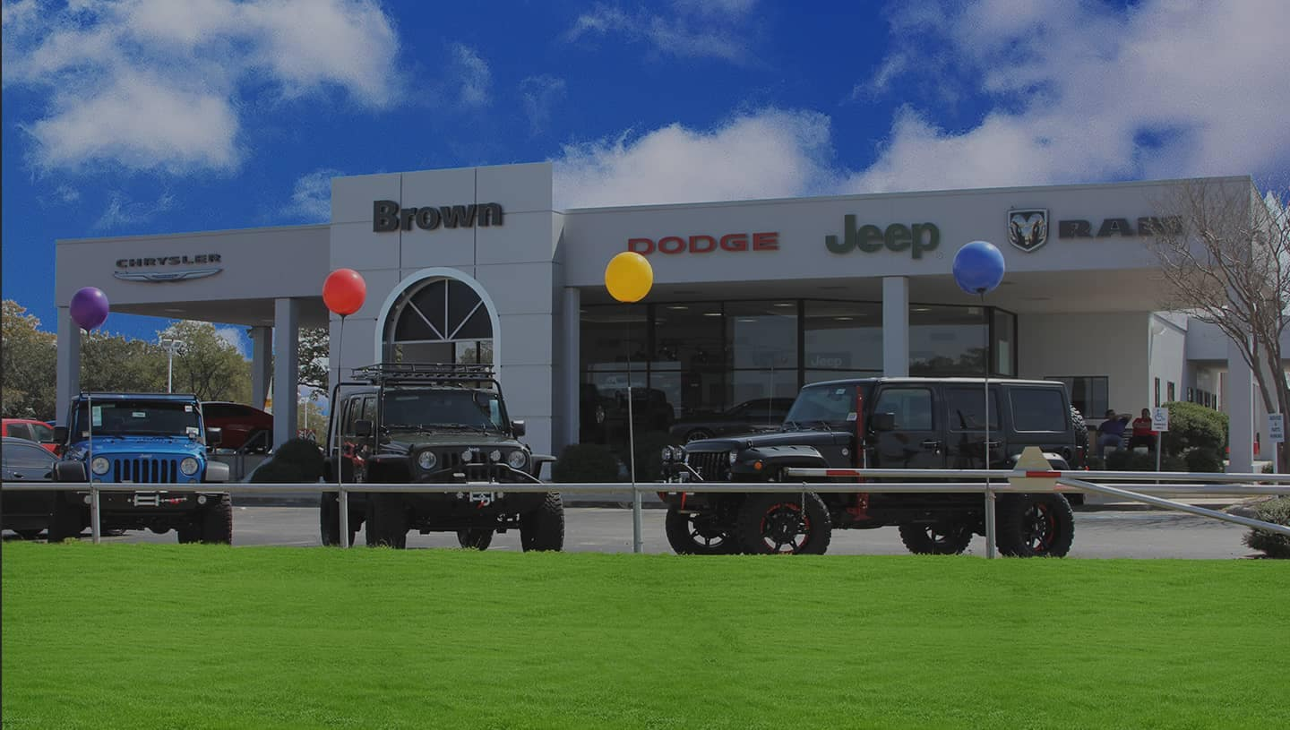 Brown Dodge Chrysler Jeep Ram Chrysler Dodge Jeep Ram Dealer - Jeep chrysler dealerships