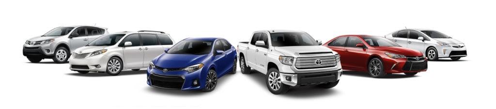 Buy a Toyota